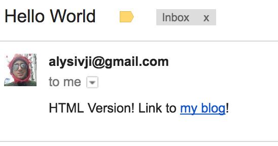 Sending Emails using Python 3 6+ - Siv Scripts
